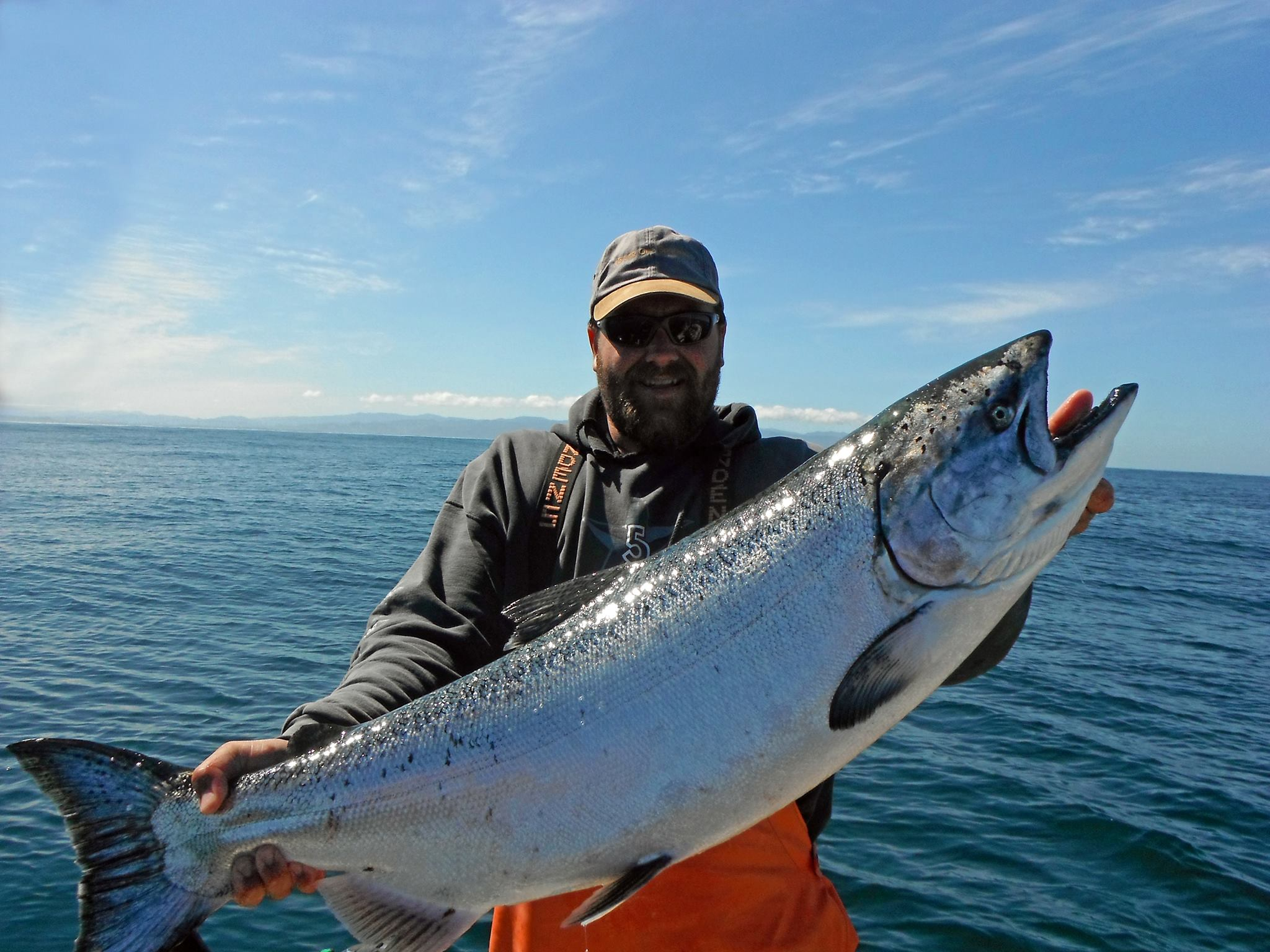 eureka fishing charter